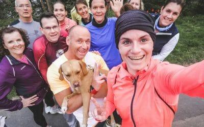 Wieso du in einer Laufgruppe laufen solltest