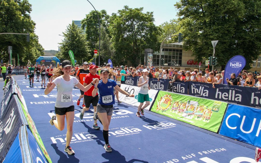 Läuferin Anik stellt sich vor
